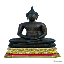 พระบูชาพระพุทธสิหิงค์ วัดราชประดิษฐ์ หน้าตัก ๙นิ้ว