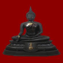 พระบูชา ภ.ป.ร.วัดบวรนิเวศวิหาร กทม.พ.ศ.2508 (องค์ที่2)