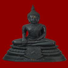 พระบูชา หลวงพ่อวัดเขาตะเครา จ.เพชรบุรี พ.ศ.2516 (องค์ที่3)