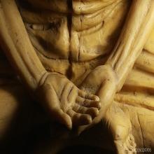 รูปหล่อบูชาเซียนแปะโรงสี รุ่นแรก(องค์ดาราเดลินิวส์)