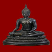 พระบูชาสมเด็จพระเจ้าตากสินมหาราช ค่ายอดิศร จ. สระบุรี ปี 14