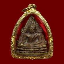 ชินราชอินโดจีน สังฆาฎิสั้น หน้า พระประธาน ( องค์ ดารา )