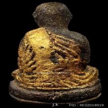 พระพิมพ์ลอยองค์หลวงปู่ทวด  วัดช้างให้ (ออกวัดม่วง) ปี 2505