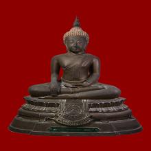 พระบูชา หลวงพ่อวัดเขาตะเครา จ.เพชรบุรี ปี2516