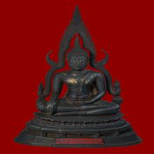 พระบูชา พระพุทธชินราช วัดวังทอง จ.พิษณุโลก พ.ศ.2514