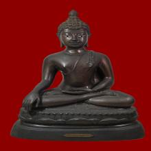 พระพุทธบูชา พระเชียงแสน วัดป่าเลไลย์ก จ.สุพรรณบุรี ปี2510