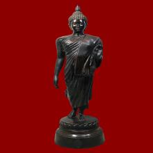 พระบูชา พระพุทธ 25 ศตวรรษ พ.ศ.2525(สูง18นิ้ว)