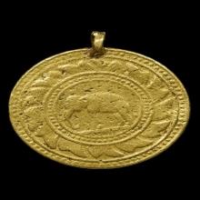 เหรียญทองคำที่ระลึก สมัย ร.4
