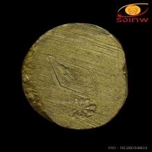 รูปหล่อพระพุทธชินราชอินโดจีน พิมพ์ต้อบัวขีด มีโค๊ด ปี 2485
