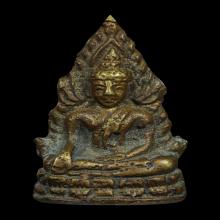ชินราชอินโดจีน2485พิมต้อบัวขีด