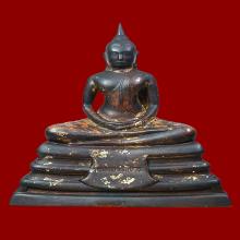 พระบูชา พระพุทธโสธร จ.ฉะเชิงเทรา ปี2509 (ตรงปี)