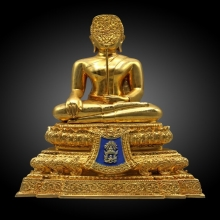 พระบูชาหลวงพ่อศักดิ์สิทธิ์ วัดมหาธาตุ เพลรบุรี