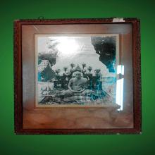 ภาพถ่ายพระมงคลเทพมุนี หลวงพ่อสด วัดปากน้ำ ภาษีเจริญ