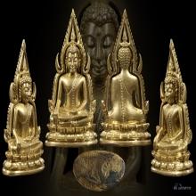 พระพุทธชินราช รุ่นอินโดจีน(แต่งใหม่ ) ปี ๒๔๘๕
