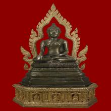 พระบูชา พระชัยศิริวัฒน์ วัดสุทัศน์เนื้ออัลปากา พ.ศ.2523