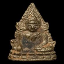 พระพุทธชินราชอินโดจีน มหาสิทธิโชค เนื้อชนวน หมายเลข ๘