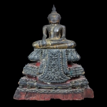 113พระพุทธรูปสมัยอยุธยา 2 ถอด