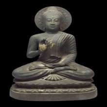 พระบูชาคันธราช พิมพ์ประทานพร