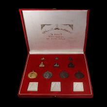 เหรียญสมเด็จโตฯ บางขุนพรหมปี2517 ชุดกรรมการใหญ่สุด