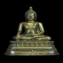 115พระพุทธรูปสมัยรัชกาล งานช่างหลวง หน้าตัก 5 นิ้ว