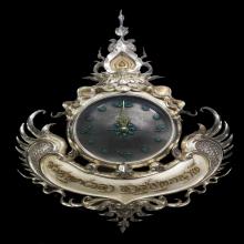 ประติมากรรม นาฬิกา a.p. อ.เฉลิมชัย โฆษิตพิพัฒน์
