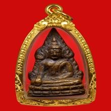 พระพุทธชินราช อินโดจีน สังฆฏิสั้น หน้าเสาห้า