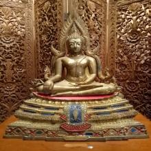 พระพุทธชินราช ขนาด 12นิ้ว ปี2530