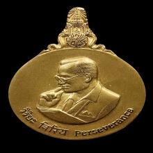 เหรียญพระมหาชนกพิมพ์ใหญ่เนื้อทองคำ