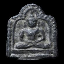 หลวงปู่เผือก วัดกิ่งแก้ว พิมพ์หลวงพ่อทา ปี 2496 (องค์ดารา)