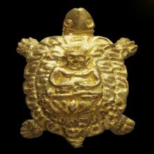 เต่าทองคำหลวงปู่หลิว