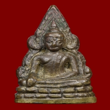 พระพุทธชินราช อินโดจีน ปี 2485 พิมพ์ซี