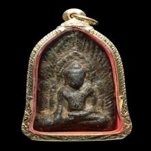 พระยอดขุนพล พิมพ์รัศมีแฉก กรุวัดพระศรีรัตนมหาธาตุ ลพบุรี