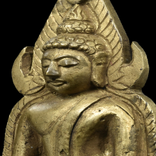 พระพุทธชินราชอินโดจีน ปี 2485