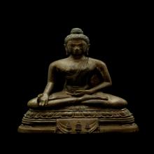 พระบูชาพระพุทธวชิรมงกุฏ 100 ปี