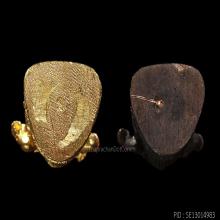 พระพิฆเนศวร์ชุดทองคำกรรมการชุดใหญ่พิธีโบสถ์พราหมณ์ ปี2535