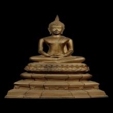 พระบูชาพระพุทธสิหิงค์ ออกวัดราชนัดา 2518