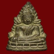 พระพุทธชินราชอินโดจีน พิมพ์ต้อบัวขีด ปี 2485
