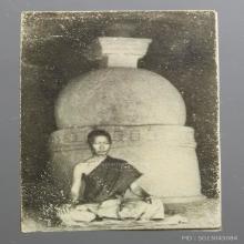 ภาพถ่ายเต็มองค์รุ่นแรก หลวงพ่อกัสสปะมุนี