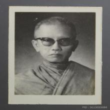 ภาพถ่ายครึ่งองค์ รุ่นแรก หลวงพ่อกัสสปะมุนี