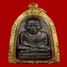 หลวงพ่อครน วัดบางแซะ พิมพ์ จมูกแตก ปี 2505
