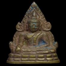 ชินราชอินโดจีน พิมพ์ สังฆาฏิสั้น หน้า พระประธาน