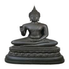 พระบูชาพระปางเอกิภิกขุ วัดหลวงปรีชากูล ปี2514(สร้าง 500องค์)
