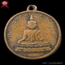 เหรียญพระพุทธ วัดประพาสประจิมเขตต์ ๒๔๘๓ รุ่นแรก จ.พังงา