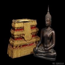 พระบูชาหลวงปู่โต๊ะ วัดประดู่ฯ 2523 หน้าตัก 9 นิ้ว