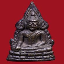 พระพุทธชินราช อินโดจีน 2485 พิมพ์เสาร์ห้า หน้าใหญ่