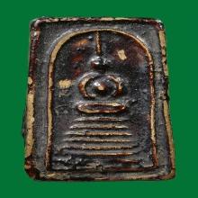 พระสมเด็จ พิมพ์เจ็ดชั้น หลวงปู่ภู วัดต้นสน ชลบุรี