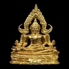 พระชินราช เนื้อทองคำ