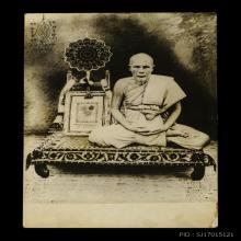 รูปถ่ายหลวงปู่เผือก ขนาดโปสการ์ด