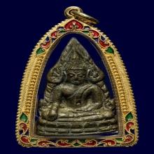 พระพุทธชินราชอินโดจีน หน้าเสาร์ห้า หน้าใหญ่ องค์ดารา