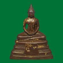 พระบูชา หลวงพ่อโสธร ปี2505 หน้าตัก 3นิ้ว